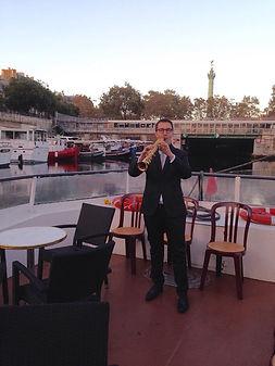 prix saxophoniste mariage