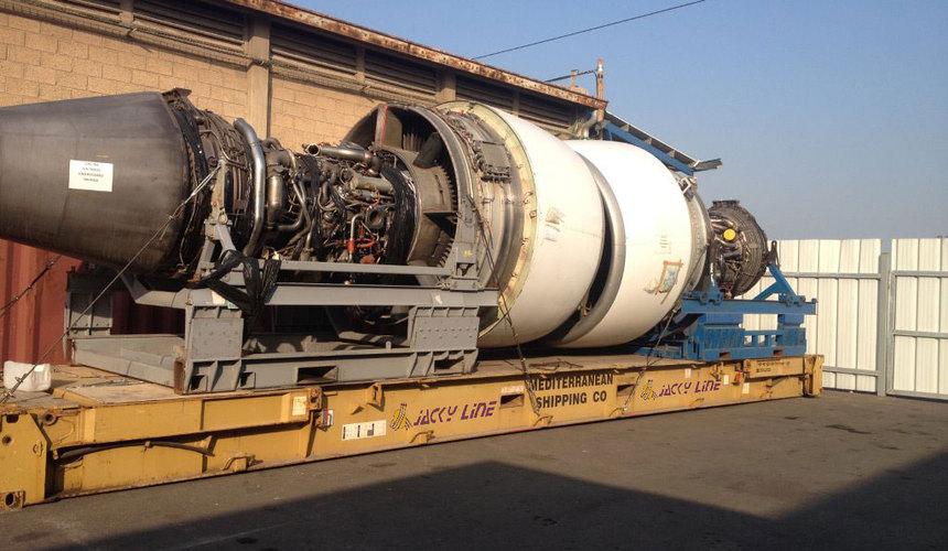 EL AL PROJECT BOEING ENGINES 767