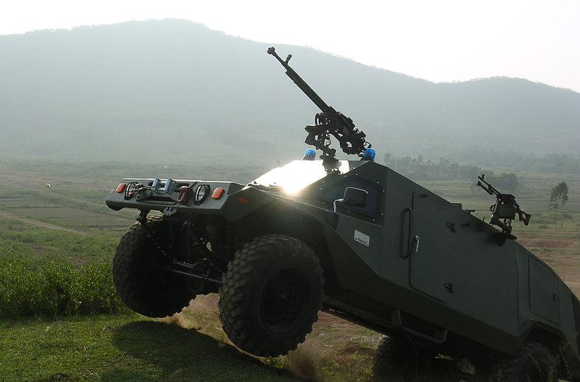 PUMA ARMY VEHICLES