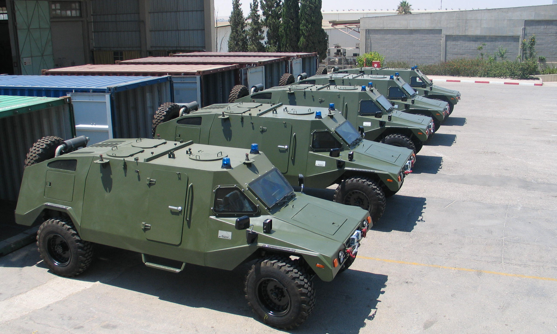 PUMA ARMY VEHICLES