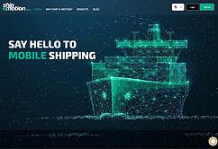Ship Emotion website printscreen