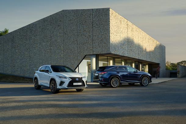 Lexus RX/RXL