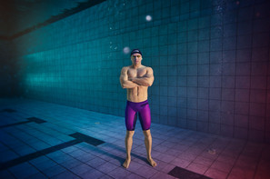 A Swimmers Portrait