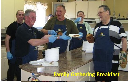 Family Gathering Breakfast
