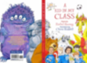 "NEW FOR AUGUST '18  A Kid in My Class  -Otter- Barry Books   ""The 'Please Mrs Butler' of the 21st century"" - Bookwagon"