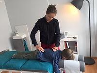 Chiropracteur chiropraticien chiropratique chiropraxie la rochelle annabelle neraudeau lumbago torticolis hernie discale