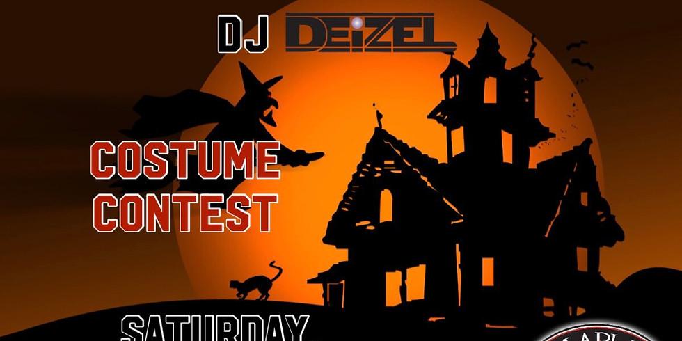 Halloween Party with DJ Deizel