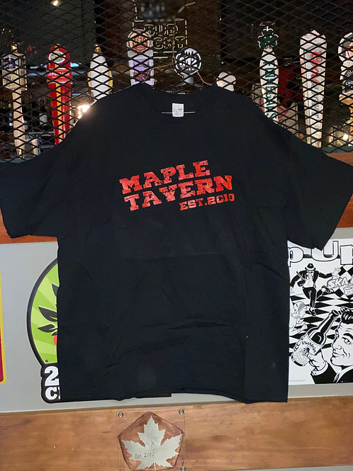 Black Maple Tavern T-Shirt