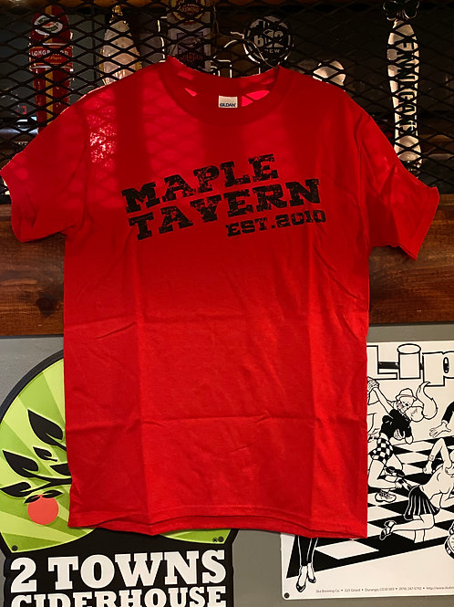 Red Maple Tavern T-Shirt