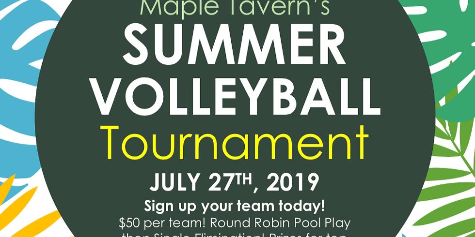 SUMMER VOLLEYBALL Tournament