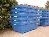 Portaal afvalcontainer D.C.S Nijmegen