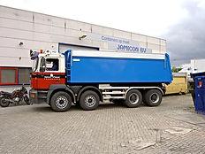 Kippercontainer D.C.S Nijmegen