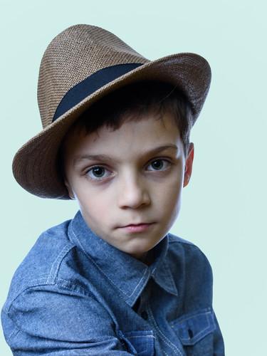 Headshot Kid Actor