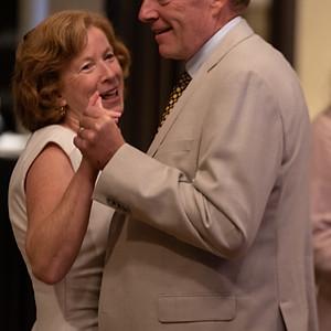 Howard and Fiona's 40th Anniversary