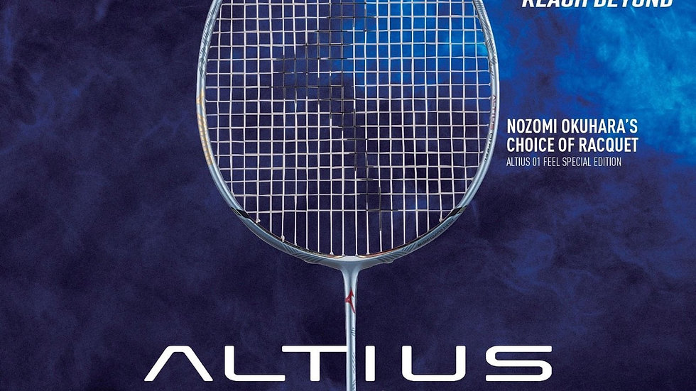 ALTIUS 01 FEEL SPECIAL EDITION (MADE IN JAPAN)