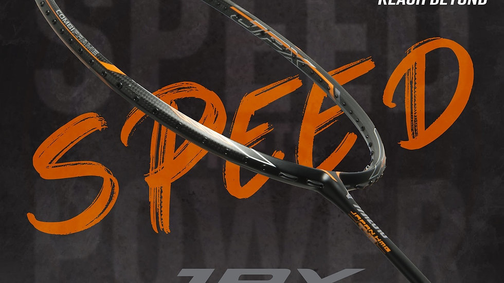 JPX LIMITED EDITION SPEED