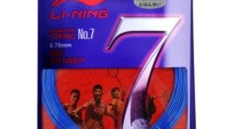 NO 7 -BLUE