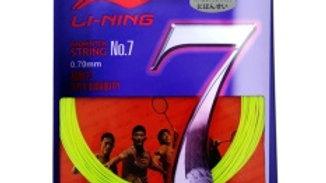NO 7 -YELLOW