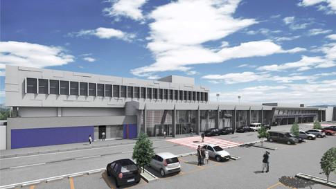 C&P Institucional | Retrofit e Expansao Aeroporto da Pampulha