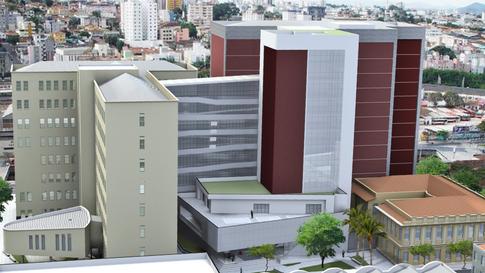 C&P Institucional | Nova Sede do Forum Trabalhista de Minas Gerais