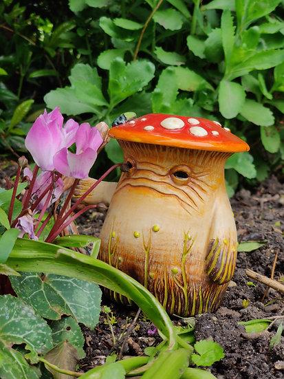 Grumples the Mushroom