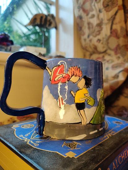 Ponyo Mug
