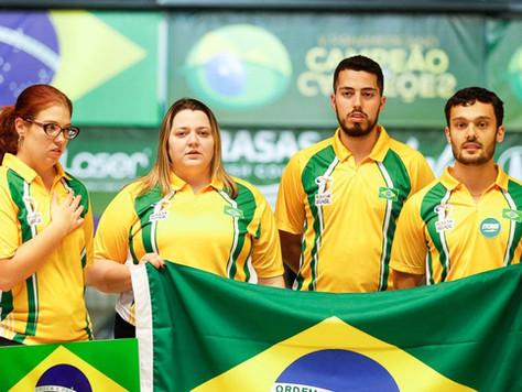 Brasil conquista 2 medalhas no Pan-Americano, no Rio de Janeiro