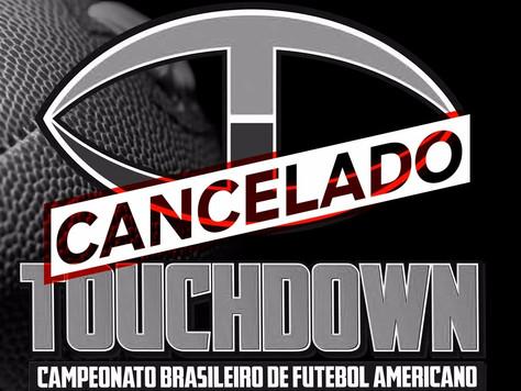 A não realização do Torneio Touchdown fortalecerá a CBFA?