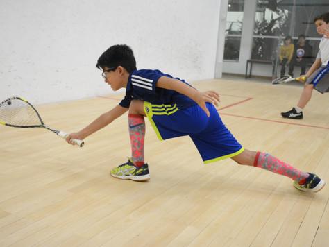 Brasília sedia a 3ª etapa do Circuito Brasileiro de Squash Juvenil