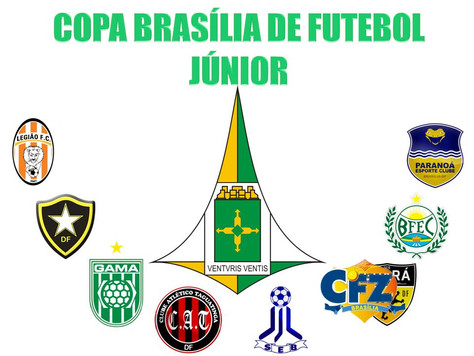 Copa Brasília de Juniores movimenta o final de ano no futebol do DF
