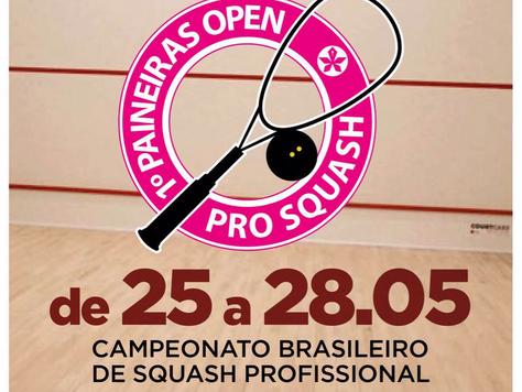 Final de semana de muito Squash em São Paulo