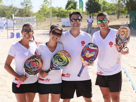 Beach Tennis invade Brasília e já deixa legado na cidade
