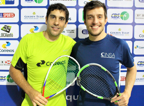 O Novo Squash Brasil está na 5ª etapa do ano.