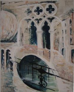 'Venice collage'