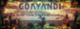 GOAYANDI AT BOOM FESTIVAL 2014