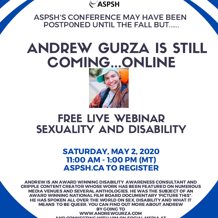 Sexuality and Disability Webinar