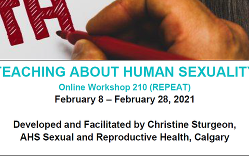Teaching About Human Sexuality
