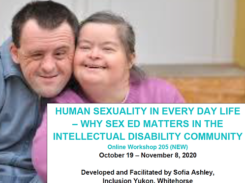 HUMAN SEXUALITY IN EVERY DAY LIFE – WHY SEX ED MATTERS...