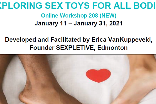 Exploring Sex Toys for All Bodies