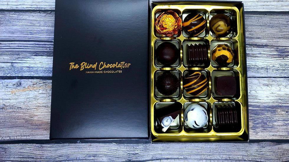 Dark Chocolate 12 Box