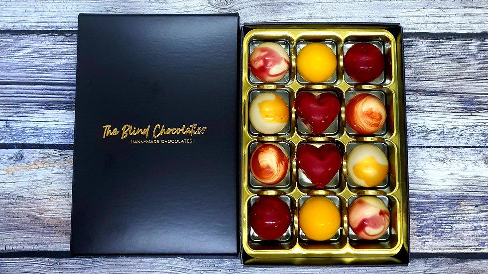 White Chocolate 12 Box