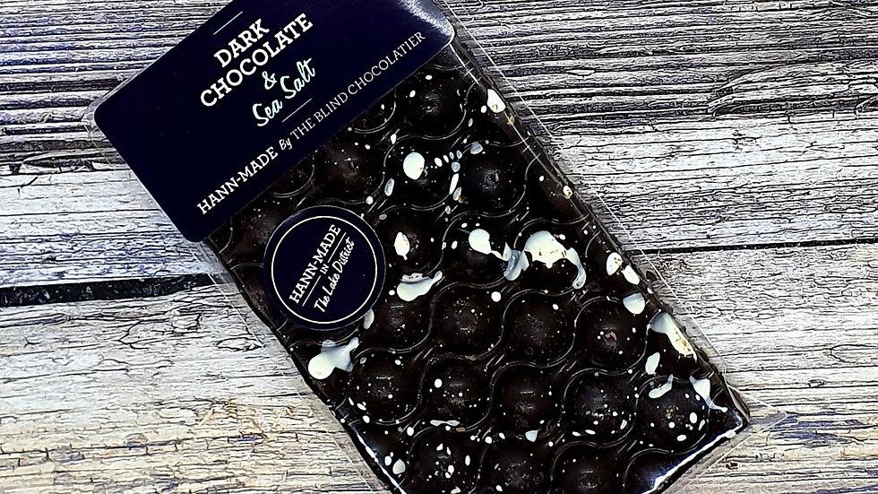 80g Dark Chocolate & Sea Salt