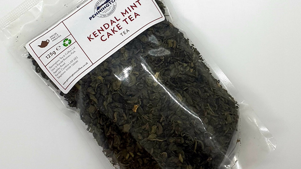 Penningtons  Mint Cake Tea