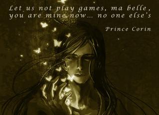 Corin's magic ...