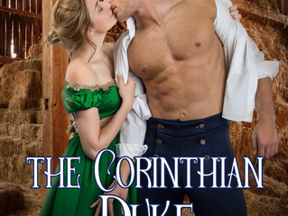 The Corinthian Duke, Pre-order available now!