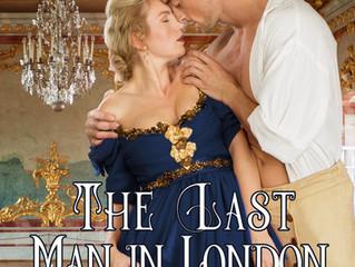 Book Nine of Rogues & Gentlemen. The Last Man in London