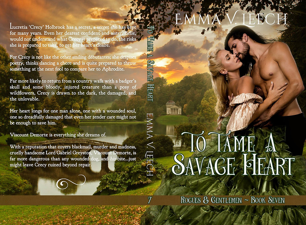 To Tame a Savage Heart, pre-order available.