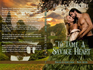 To Tame a Savage Heart, Book 7 of Rogues and Gentlemen