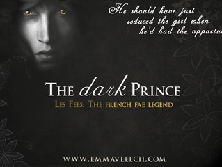 The Dark Prince is in Book Country's top 5 choices for Romance Awareness Month!