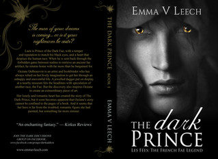 """The Dark Prince - """"An enchanting fantasy with a likeable heroine, romantic intrigue and clever"""